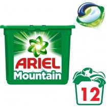 Капсулы для стирки ARIEL Горный источник 12 шт х 27 г