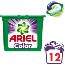 Капсули для прання ARIEL Color & Style 12 шт х 27 г
