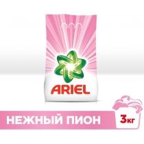 Стиральный порошок ARIEL автомат Нежный пион 3 кг