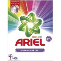 Стиральный порошок ARIEL автомат Color & Style 450 г