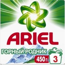Пральний порошок ARIEL автомат Гірське джерело 450 г