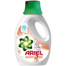 Пральний порошок ARIEL рідкий Для чутливої шкіри 1,04 л = 2,4 кг