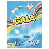 Стиральный порошок GALA автомат для цветных вещей 400 г
