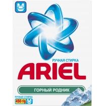 Стиральный порошок ARIEL ручная стирка Горный источник 450 г