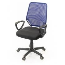 Кресло Тета PL PR синее