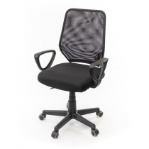 Кресло Тета PL PR чёрное