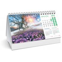 Календарь настольный 2019 (природа)