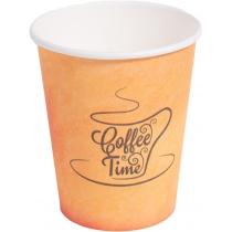 Стакан бумажный Coffee Time 250 мл 50 шт
