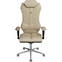 Крісло MONARCH екошкіра колір пісочний