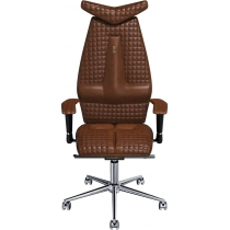 Крісло JET екошкіра коричневе