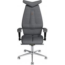 Крісло JET матеріал азур колір срібний