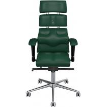 Крісло PYRAMID екошкіра зелене