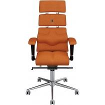 Крісло PYRAMID матеріал азур помаранчеве