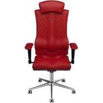 Крісло ELEGANCE екошкіра з індивідуальною прошивкою червоне