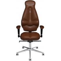 Крісло GALAXY екошкіра коричневе