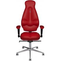 Крісло GALAXY екошкіра червоне