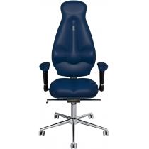 Крісло GALAXY екошкіра синє