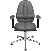 Крісло CLASSIC екошкіра сіре