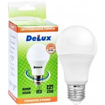 Лампа светодиодная DELUX BL 60 10Вт 4100K 220В E27 белый