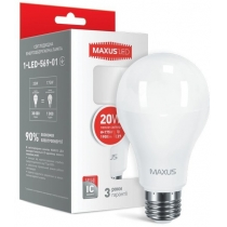 Лампа светодиодная MAXUSA80 20W 3000K 220V E27