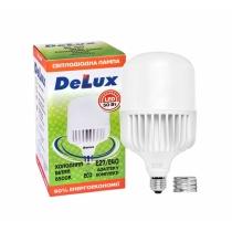 Лампа светодиодная DELUX BL 80 50w E27/Е40 6500K R (адаптер в комплекте)