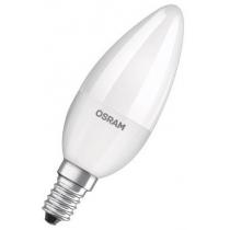 Лампа светодиодная OSRAM CL B40 6W/827 220-240V FR E14 2700K