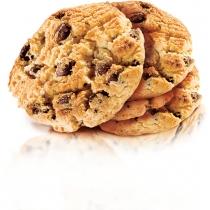Здобне печиво Тортинка з кусочками глазурі ВКФ 3.1кг