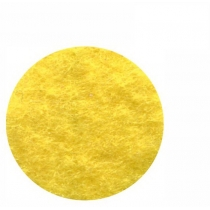 Фетр листовой (полиэстер), 21,5х28 см, Желтый, 180г/м2, ROSA TALENT