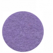 Фетр листовой (полиэстер), 21,5х28 см, Лавандовый, 180г/м2, ROSA TALENT