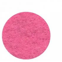 Фетр листковий (поліестер), 21,5х28 см, Рожевий, 180г/м2, ROSA TALENT
