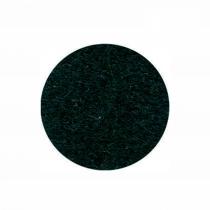 Фетр листковий (поліестер), 21,5х28 см, Чорний, 180г/м2, ROSA TALENT