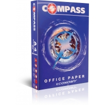Бумага Compass Economy А4 75г/м2, 500 лист.