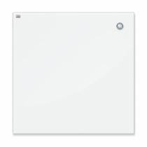 Доска стеклянная магнитная для письма маркером, белый цвет, 100 х 200 см.