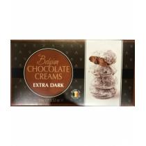 Кремовые конфеты в экстра черном шоколаде 100г