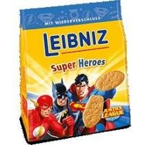 Печенье Лейбниц Супергерои для мальчиков 100 г