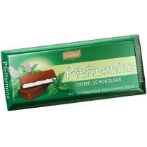 Беме Темный шоколад с мятной начинкой, 100г