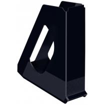 Вертикальний лоток Esselte Europost VIVIDA, чорний