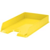 Горизонтальный лоток Esselte Europost VIVIDA, желтый