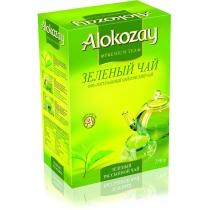 Чай зеленый Alokozay Tea листовой 250 г