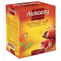 Чай черный Alokozay Tea гранулированный 250 г