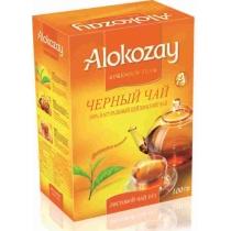 Чай черный Alokozay Tea мелколистовой 100 г
