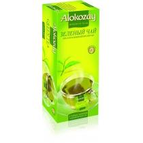 Чай зеленый Alokozay Tea 25 шт