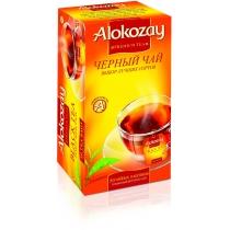 Чай чорний Alokozay Tea 50 шт
