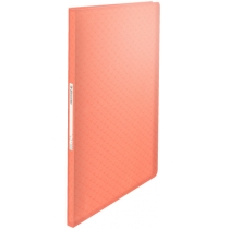 Папка з файлами Esselte Colour'ice, PP, 40 файлів, колір абрикос