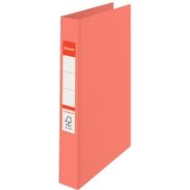 Папка-регистратор Esselte Colour'ice А4, 2 кольца, 25мм, абрикосовая