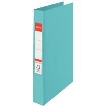 Папка-реєстратор Esselte Colour'ice А4, 2 кільця , 25мм, колір блакитний