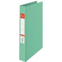 Папка-регистратор Esselte Colour'ice А4, 2 кольца, 25мм, цвет зеленый