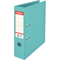 Папка-регистратор Esselte No.1 Power Colour'ice А4 75мм, цвет голубой