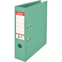 Папка-регистратор Esselte No.1 Power Colour'ice А4 75мм, цвет зеленый
