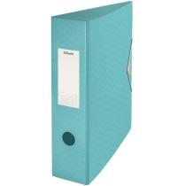 Папка-реєстратор Esselte Colour'ice, А4 82мм, колір блакитний